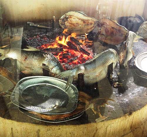 Grillning masgouf