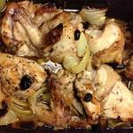 Kyckling saftig och god