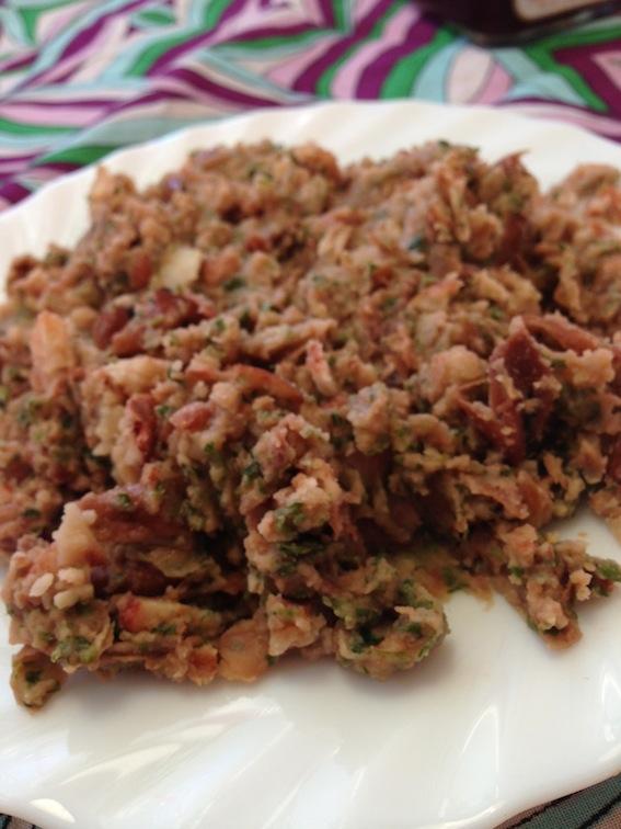 Bönor till frukost (Bagilla)