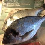 Masgoof, ugnsbakad fisk
