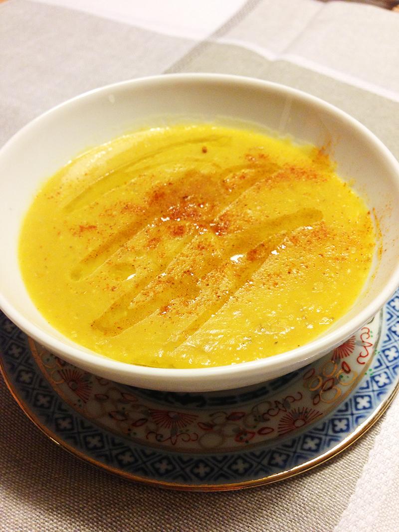 Hemlagad linssoppa från grunden