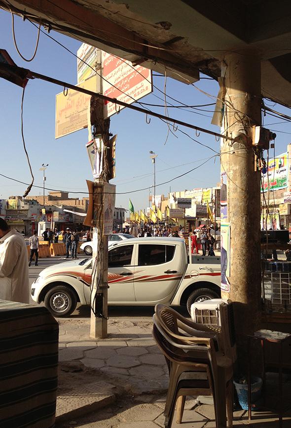 suq i irak
