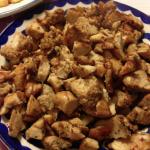 Kyckling shawarma