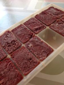 Förvara din tomatpuré i frysen