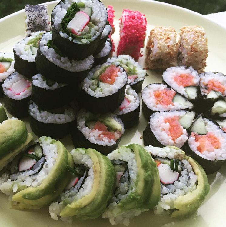 Laga sushi är lättare än du tror