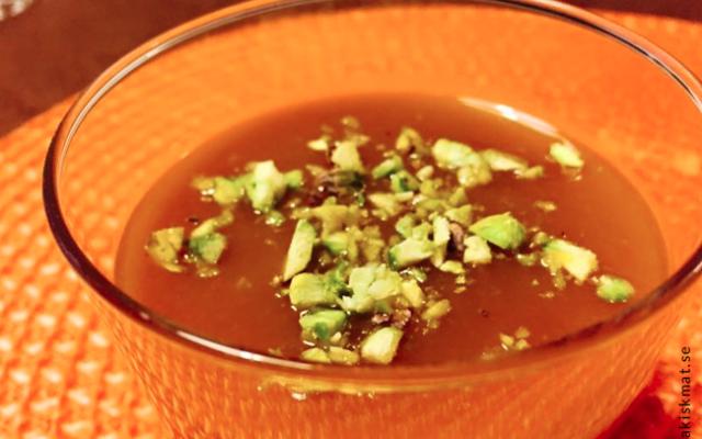 Aprikosjuice (qamar deen)