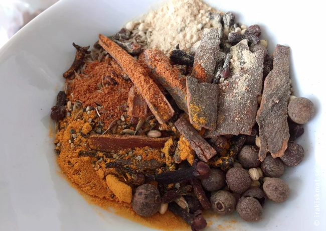 Gör egen baharat – krydda från mellanöstern