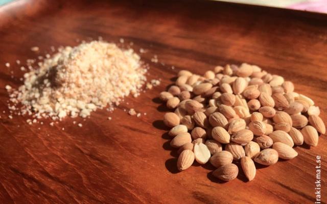 Mahlab –vejksel – en spännande krydda! (mahleb)